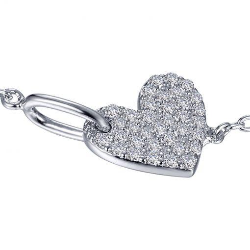 Pulsera Sparkle Heart