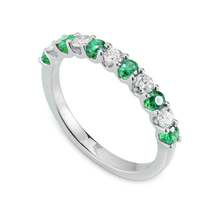 Absolute Emerald Oro Blanco Talla 12