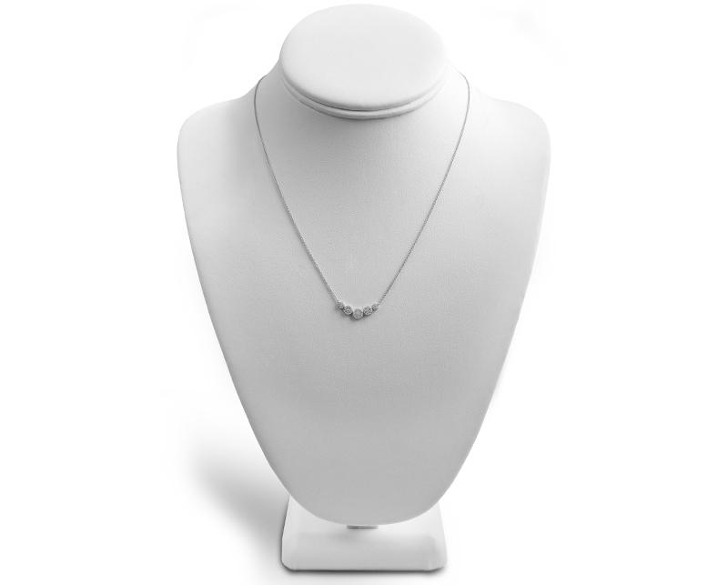 Colgante de oro con diamantes modelo geneve-2