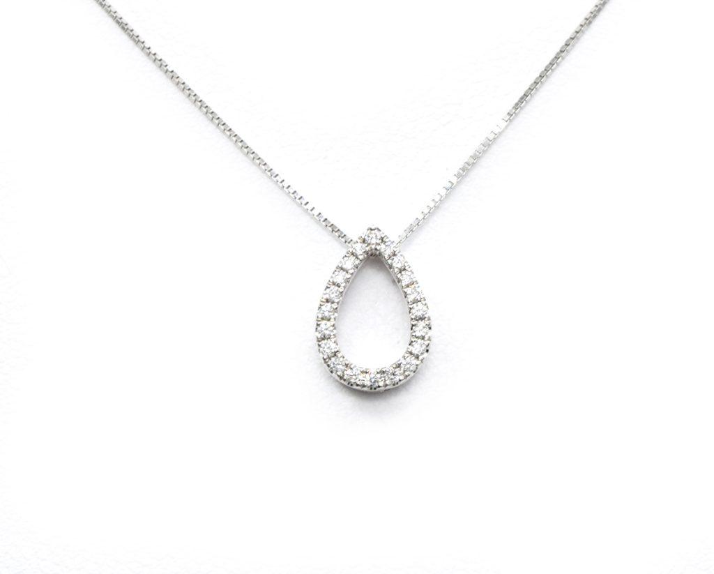 QG1628  Producto <p>Oro 18k Blanco, con Diamante. No incluye cadena.</p>