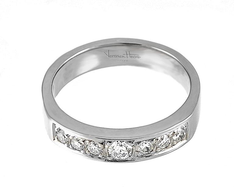 anillo de compromiso personal 1 Entrada