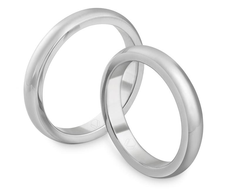Argollas de Matrimonio Corte Inglés