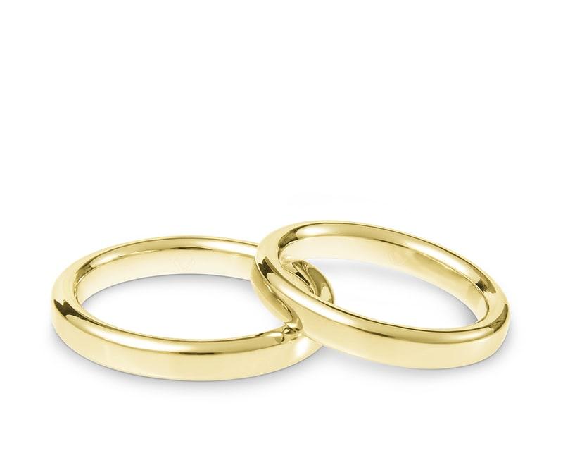 Argollas de Matrimonio Soho Ergo Fit