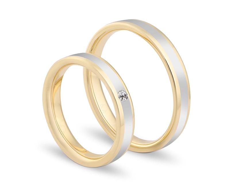 Argollas de Matrimonio Compass
