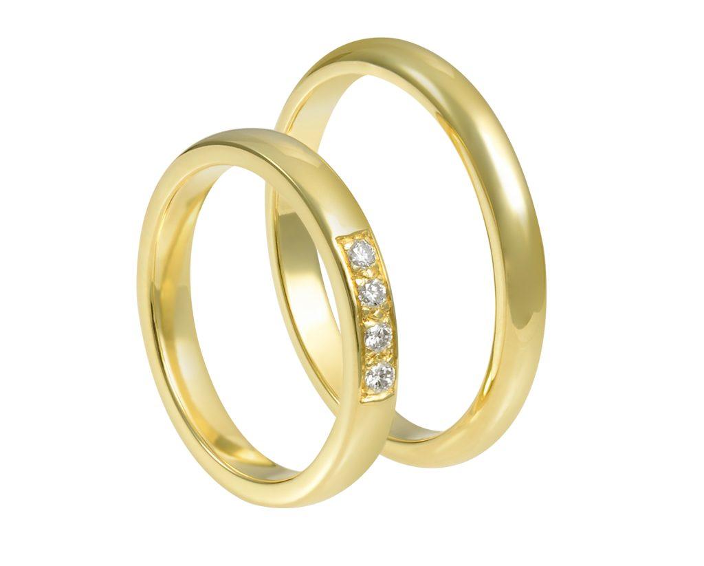 Argollas de Matrimonio Realeza